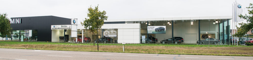 Beliën Automotive Group, BMW, Lommel, Neerpelt, Limburgs Autosalon