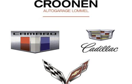 corvette, camaro, cadillac, croonen, lommel