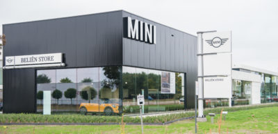 Beliën Automotive Group, Mini, Lommel, Limburgs Autosalon