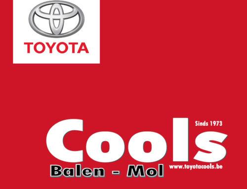 Toyota Cools
